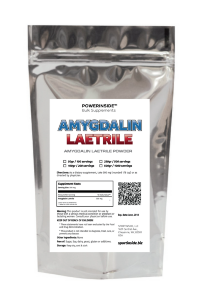 PowerInside™ Amygdalin Laetrile Powder (Амигдалин, Лаэтрил, Витамин B17)