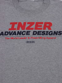 Inzer Logo Oxford T Shirt