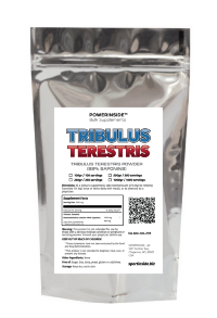 PowerInside™ Tribulus Terestris Powder (98% Saponins) (Трибулус в порошке, 98% сапонинов)